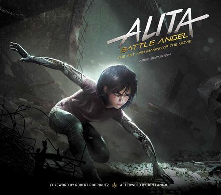 Alita: Battle Angel - The Art and Making of the Movie,阿丽塔.战斗天使 - 电影的艺术与制作