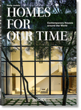 【40th Anniversary Edition】Homes For Our Time. Contemporary Houses around the World,我们的时代的家.世界各地的当代房屋