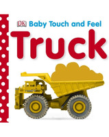 【Baby touch and feel】Trucks,【触摸书】卡车