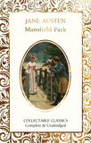 【Flame Tree Collectable Classics】Mansfield Park,曼斯菲尔德公园