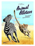 Animal Allstars African Animal Facts and Folklore,动物全明星非洲动物事实和民间传说