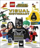 LEGO DC Super Heroes Visual Dictionary: With Exclusive Yellow Lantern Batman Minifigure,乐高DC超级英雄视觉词典