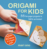 Origami for Kids : 35 Fun Paper Projects to Fold in an Instant,儿童折纸:35个有趣简易的折纸项目