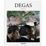 【Basic Art 2.0】DEGAS,德加