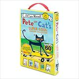 Pete the Cat's Super Cool Reading Collection,皮特猫之炫酷收藏集
