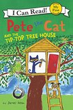 Pete the Cat and the Tip-Top Tree House,皮特猫和一流树屋