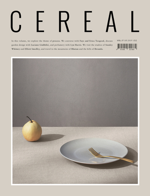E023Cereal谷物生活(UK) -共2期 2019年01期 NO.17 S/S2019