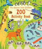 Little Children's Zoo Activity Book,幼儿动物园活动手册