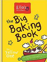 Ella's Kitchen: The Big Baking Book,埃拉的厨房:烘焙书