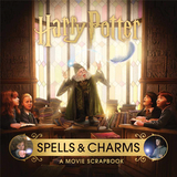 Harry Potter: Spells and Charms: A Movie Scrapbook,哈利·波特:魔法与符咒:电影剪贴簿
