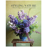 Styling Nature: A Masterful Approach to Floral Arrangements,造型自然:大师插花方法