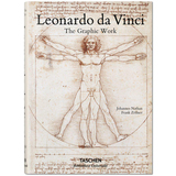 【善本独家代理】【Bibliotheca Universalis】Leonardo da Vinci. The Graphic Work,莱昂纳多.达芬奇:平面作品