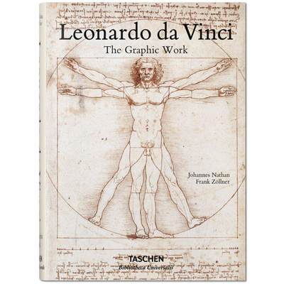 【Bibliotheca Universalis】Leonardo da Vinci. The Graphic Work,莱昂纳多.达芬奇:平面作品
