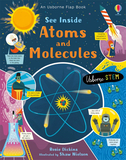 【See Inside】Atoms and Molecules,【翻翻书】原子和分子
