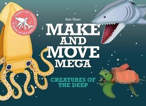 Make and Move Mega: Creatures of the Deep,制作和移动:海洋生物