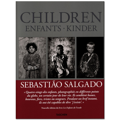 THE CHILDREN SEBASTIAO SALGADO 难民小孩 萨尔加多