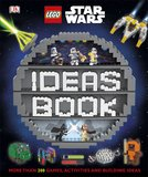 LEGO Star Wars Ideas Book: More than 200 Games, Activities, and Building Ideas ,乐高星球大战理念书:超过200个游戏,活