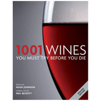 1001 wines you must try before you die,生前必喝的1001种葡萄酒(新版)