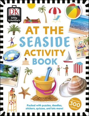 At the Seaside Activity Book,【贴纸书】在海滩
