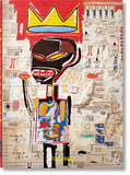 【40th Anniversary Edition】Basquiat,巴斯奎特- Taschen40周年纪念版