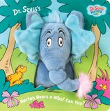 【Dr. Seuss】Finger Puppet book·Horton Hears a Who! Can You? ,【苏斯博士】手偶书·霍顿听见了呼呼的声