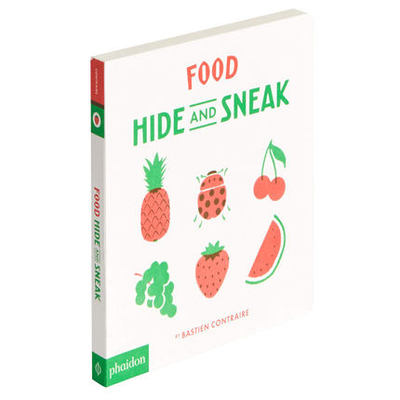 Food Hide and Sneak,食物捉迷藏