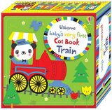 【Baby's Very First Cot Book】Train,【床头书】火车