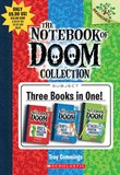 THE NOTEBOOK OF DOOM: A BRANCHES COLLECTION, BOOKS 1-3 ,末日笔记1-3套装