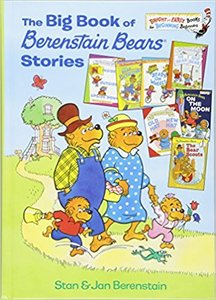 The Big Book of Berenstain Bears Stories,贝贝熊大书
