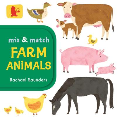 Mix and Match: Farm Animals,混搭:农场动物