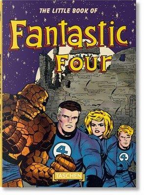 【Piccolo】The Little Book of Fantastic Four,神奇四侠小书