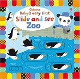 【Baby's very first Slide and See】Zoo,【滑动看】动物园