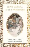 【Flame Tree Collectable Classics】Alice in Wonderland,爱丽丝漫游仙境