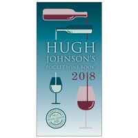 Hugh Johnson's Pocket Wine Book 2018,休·约翰逊的口袋酒谱2018