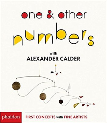 One & Other Numbers with Alexander Calder,一和其他数字