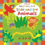 【Baby's very first Slide and See】Animals,【滑动看】动物