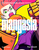 Mangasia: The Definitive Guide to Asian Comics,亚洲漫画:亚洲漫画终极指南