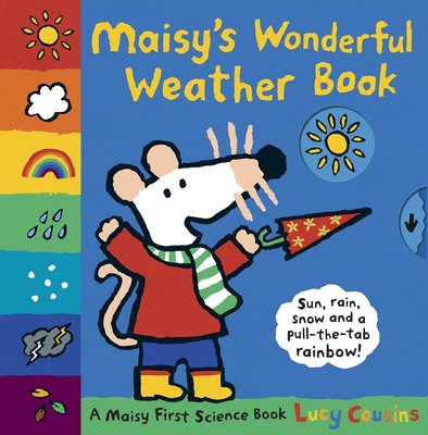 Maisy's Wonderful Weather Book,小鼠波波的天气书