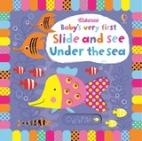 【Baby's very first Slide and See】Under the Sea,【滑动看】海底世界