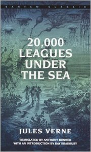 20,000 LEAGUES UNDER THE SEA, 海底两万里
