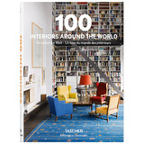 【善本独家代理】【Bibliotheca Universalis】100 INTERIORS AROUND THE WORLD,100例世界室内设计