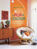 A Pop of Colour:Inspiring ideas to bring colour into your home,缤纷色彩:创意灵感室内设计