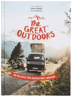 The Great Outdoors: 120 Recipes for Adventure Cooking,120份冒险烹饪食谱