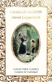 【Flame Tree Collectable Classics】David Copperfield,大卫·科波菲尔