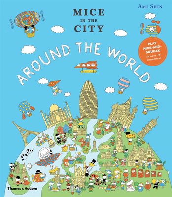 Mice in the City: Around the World,城市中的老鼠:环游世界