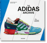 The adidas Archive. The Footwear Collection,阿迪达斯档案