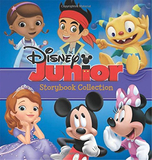 Disney Junior Storybook Collection,迪士尼少年故事书收藏