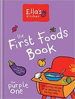 Ella's Kitchen: The First Foods Book,埃拉的厨房:第一本食品书
