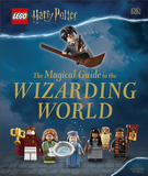 LEGO Harry Potter The Magical Guide to the Wizarding World,乐高×哈利波特主题公园魔法指南