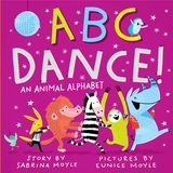 【Hello!Lucky】ABC Dance!: An Animal Alphabet,ABC来跳舞!动物字母表